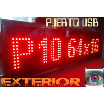 Led Display Anuncio Promo Pantalla Texto/graficos Programabl