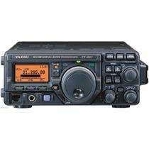 Yeasu Ft-897d Radio Mf Hf Vhf Uhf