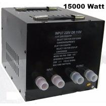 Convertidor De Voltaje 15000 Watts Ac 110/120220/240v