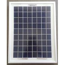 Panel Solar 10w, Modulo Fotovoltaico Policristalino, Energia