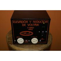 Convertidor Voltaje 110 220v 3500w Elevador Reductor Voltaje