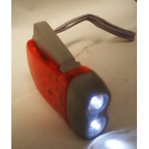 Linterna Dinamo Generadora De Luz Propia
