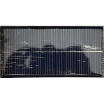 Celda Solar 12v 160mah 1.92watts