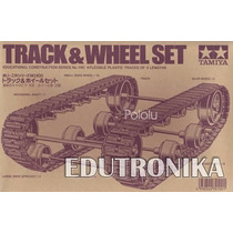 Tamiya 70100 Track And Wheel Set Edutronika