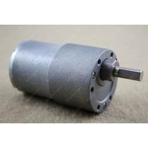 Motor Reductor 60rpm Alto Torque, 12v Nuevo