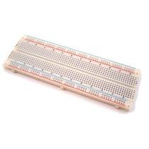 Protoboard 830 Puntos Compatible Con Arduino, Pic, Avr