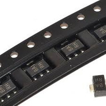 Transistor Smd Ss8050 Npn, Sot-89. 20 Pzas