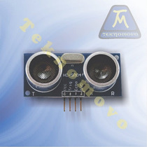 Hc-sr04 Sensor Ultrasonico Arduino Avr Pic Master Prog
