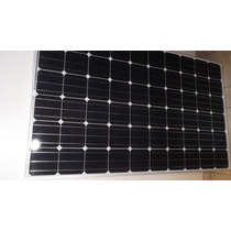 Modulo Panel Solar De 250w 30v Certificacion Fide Y Ul