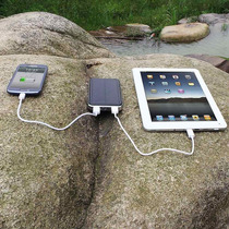 Cargador Solar Allpowers Solar Panel Charger Iphone 10000ma