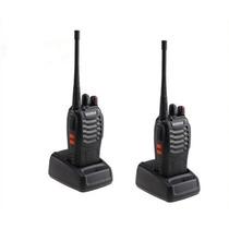 Radios Image® 1 Pair Handheld Walkie Talkie Uhf Radio 3w Fm