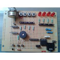 Picaxe 08m2+ Tarjeta Electronica De Proyectos.