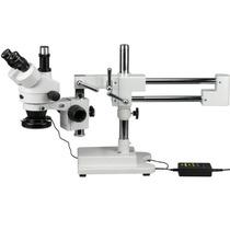 Tb Microscopio Amscope Sm-4tx-144a 3.5x-45x Circuit Board