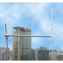 Antena De Fm 1/2 Wave Fm Dipole Dp100 Para 150w