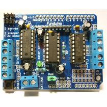 Arduino Motor Shield L293d Uno Mega Robot Puente H Driver