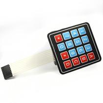 Teclado Matricial 4x4, Arduino, Pic, Avr, Nuevo