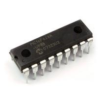 Microcontrolador Pic 16f628, Refactronika