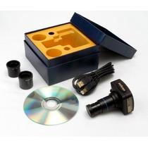Tb Camara Microscopio Amscope Mu300-ck 3.0 Mp Usb2.0