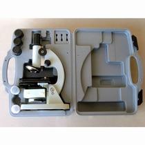 Tb Microscopio Amscope M60c-abs-ps50-wm 40x-1000x