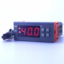 Control De Temperatura Mh1210w Incubadora Termostato Acuario