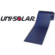 Panel Solar Flexible Unisolar 136w 24v