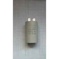 Capacitor Poliester Metalizado Cbb60 40uf 250vac