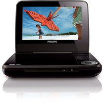Tb Dvd Portatil Philips 7 Lcd Portable Dvd Player