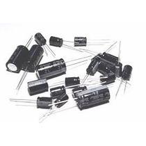 Capacitor Electrolitico 1800mf-6.3v 105° 3 Pza Electronet25
