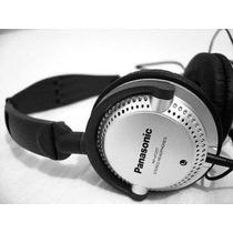 Audifono Panasonic Rp-ht227 Control De Volumen Ipod Radio