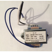 Transformador Eléctrico 120v A 9v Refacción Logitech Ls-21