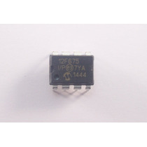 Microcontrolador Pic12f675a - Pic 12f675 - Microchip I/p