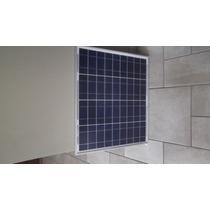 Panel Modlo Solar 12v A 50w Potencia