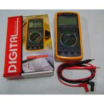 Multímetro Digital Automotriz/ Electrónica