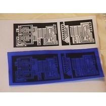 Hoja Transferencia Térmica Para Circuitos Impresos, Pcb