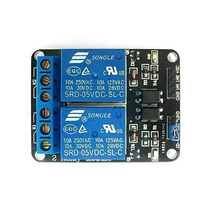 Modulo Relevador 2 Canales, Arduino, Pic, Avr, Atmel