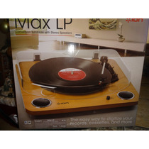 Maxlp Torna Mesa With Stereo Speakers