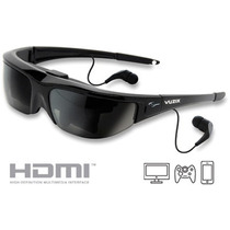 Exclusivos Lentes Virtuales Hd 2d 3d Wrap 1200dx Importados