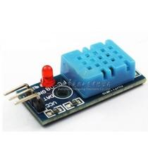 Sensor De Humedad Y Temperatura Dht-11 Con Led, El Mejor.