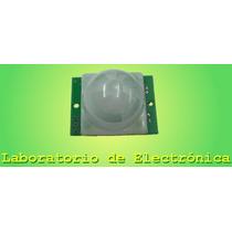 Detector De Presencia (sensor Pir Piroeléctrico)