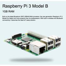 Raspberry Pi 3 Con Wifi Y Bluetooth Integrados