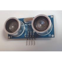 Sensor De Ultrasonido + 4 Cables Doupunt, Tecdigtal