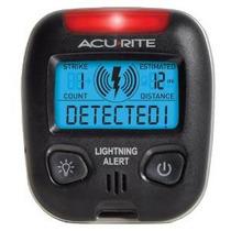 Acurite 02020 Detector De Rayos Portátil