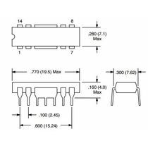 Circuito Integrado Nte862