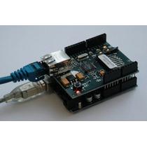 Arduino Ethernet Shield W5100 Microcontrolador Pic