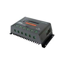 Controlador Solar De Carga Y Descarga 30a 12/24v Con Display