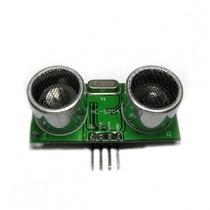 Sensor Ultrasonico Para Microcontroladores Pic Avr Arduino
