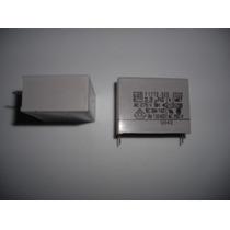 Capacitor De Arranque F1772-522-2000 2.2micorfx2 Ac275 Volts