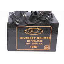 Convertidor Voltaje 110 220v 100w Elevador Reductor Voltaje