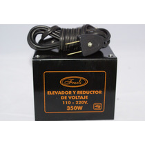 Convertidor Voltaje 110 220v 350w Elevador Reductor Voltaje