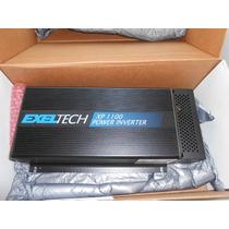 Exeltech Xp1100w Inversor De Voltaje 125vdc > 117vac Fluk